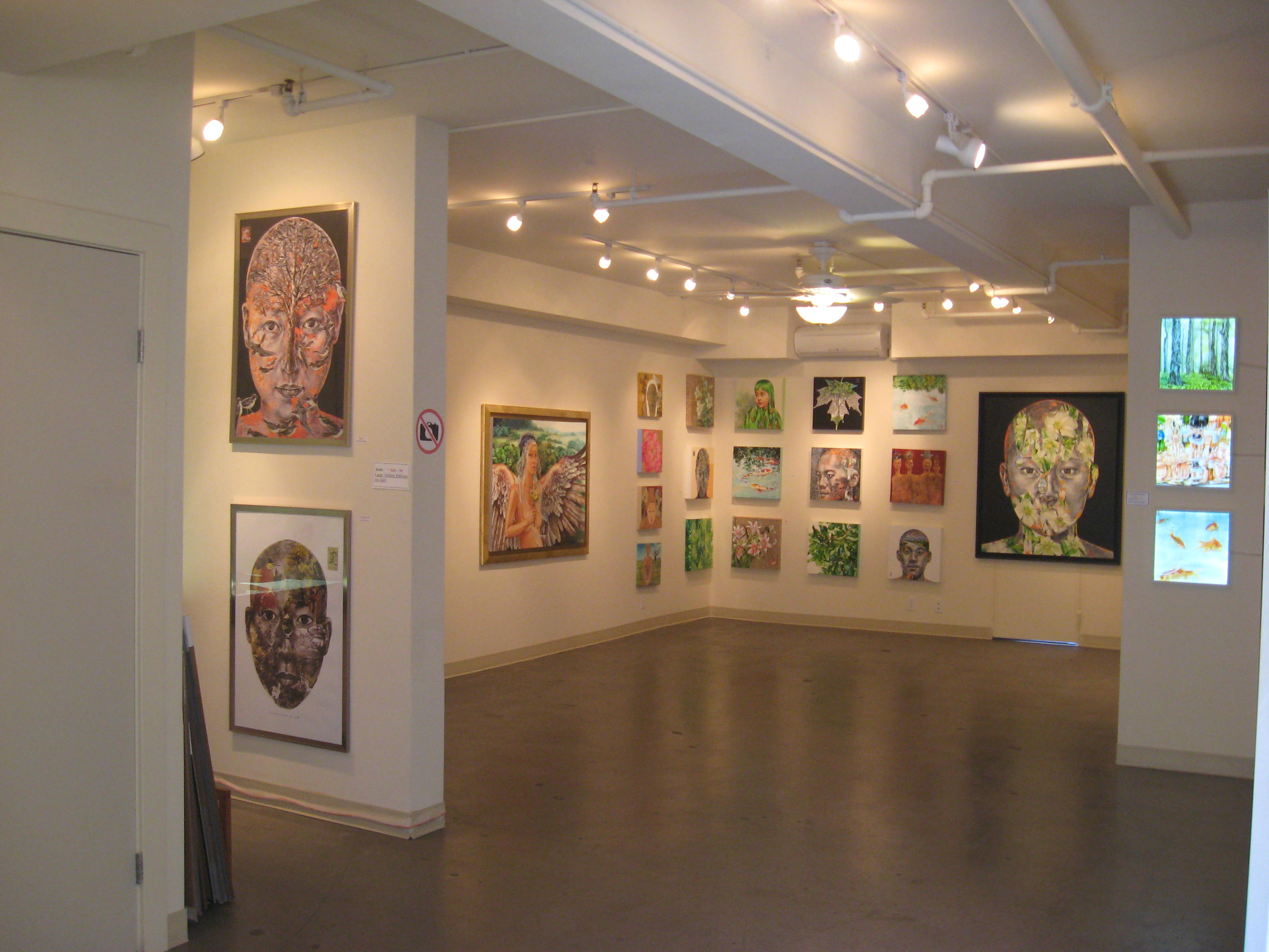Art Gallery 1st floor